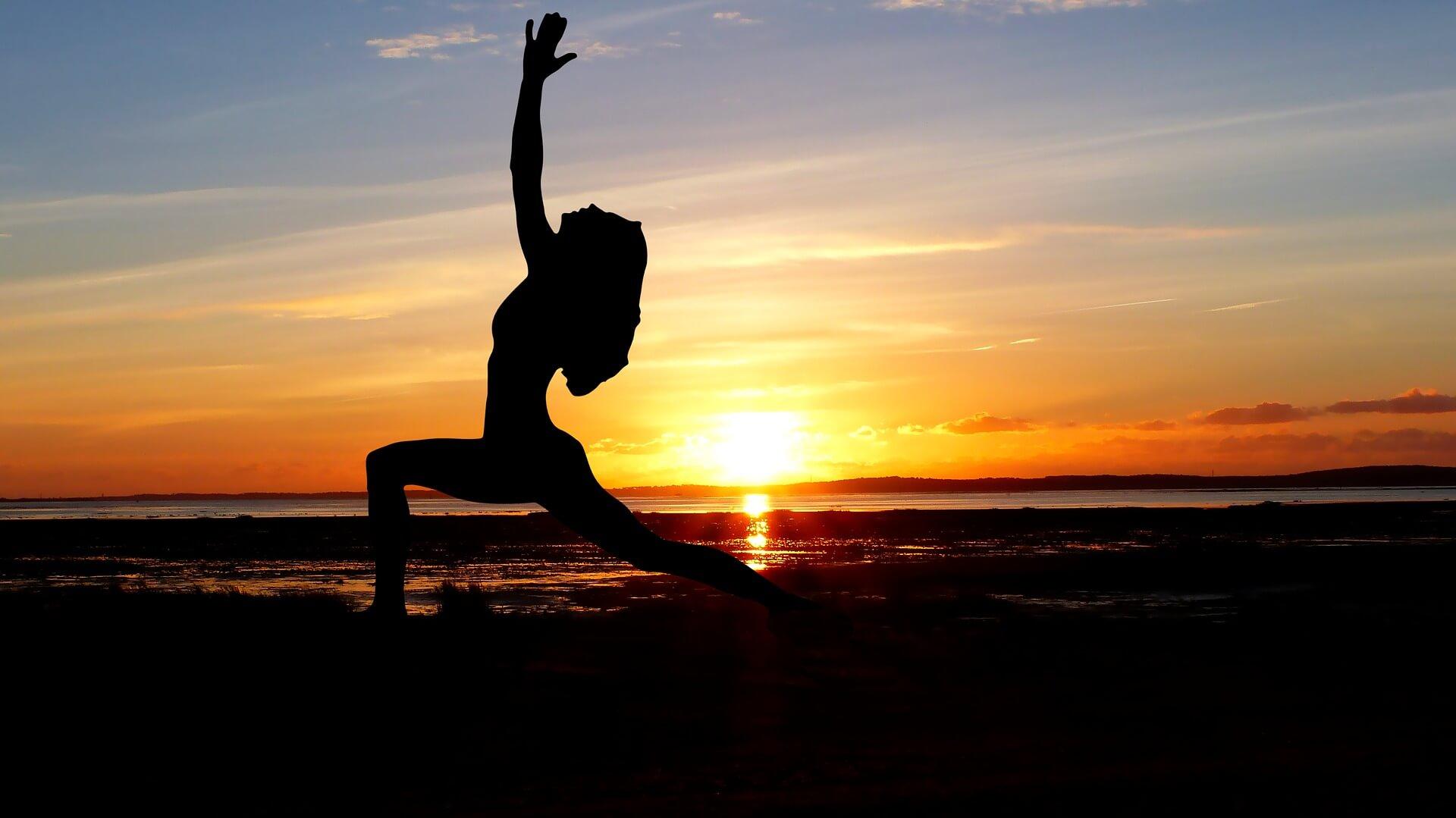 Czuć się dobrze w dobie koronawirusa, czyli JOGA – balsam dla ciała i duszy.